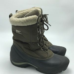 SOREL CUMBERLAND WOMENS WINTER BOOTS SIZE 7